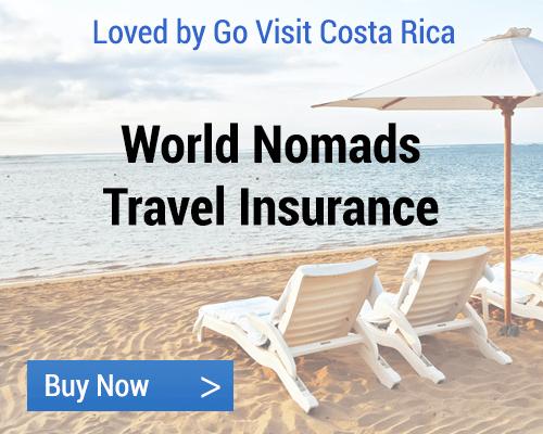 Loved by GoVisitCostaRica - World Nomads Travel Insurance