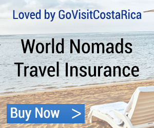 Loved by GoVisitCostaRica - World Nomads Travel Insurance