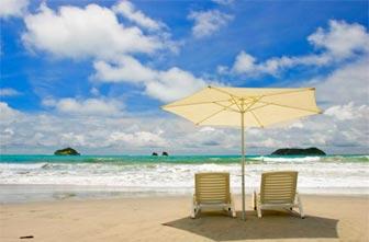Playita Beach at Manuel Antonio