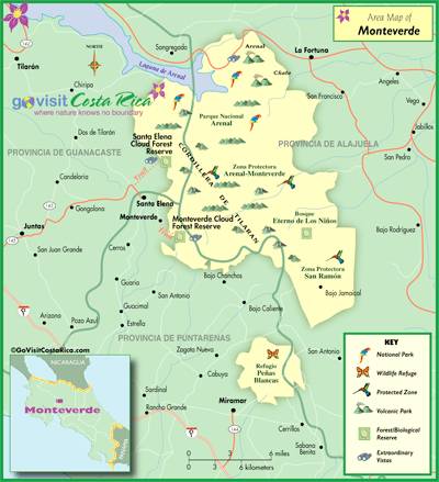 Monteverde Area Map, Costa Rica - Go Visit Costa Rica on golfito cr, weihai china map, ocala fl map, gainesville ga map, clearwater fl map, port costa ca map, spokane wa map, vero beach fl map, marble canyon az map, willow springs nc map, baltimore md map, kenora ontario map, huntington beach ca map, clinton mt map, naples fl map, golfito marina village, jupiter fl map, w palm beach fl map, niagara wi map, victoria bc map,