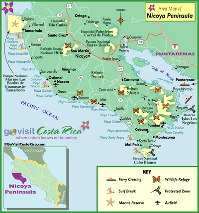 Nicoya Peninsula Map, Costa Rica - Go Visit Costa Rica on alaska peninsula map, upper peninsula of michigan map, kenai peninsula map, kamchatka peninsula map, yucatan peninsula map, cayes map, nicoya peninsula map, sinai peninsula map, avalon peninsula map, saanich peninsula map, delmarva peninsula map, virginia peninsula map, china peninsula map, costa rica map, san mateo peninsula map, coromandel peninsula map, keweenaw peninsula map, balkan peninsula map, hel peninsula map, baja peninsula map,