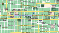Downtown San Jose Map
